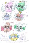 flying beeping Fuzz Nicktoons by Kittychan2005