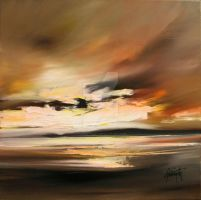 Warm Light 2 by NaismithArt