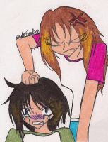 could you be any more annoying by rumiko18