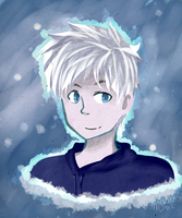 Jack Frost by Tawiie