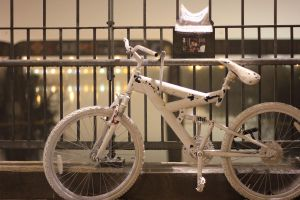 Ghost Bike by atomicowboy