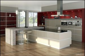 3D Kitchen 2 by FEG