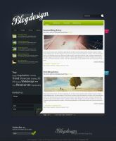 Blogdesign by clackographix