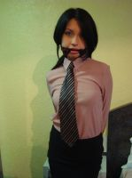 necktie cleave gagged by aguze2