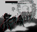 Escape from Pony Island by Black-Nocturne