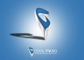 CoolTV.ro Logo by xquadmachine