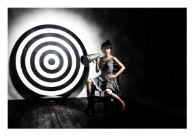 Bulls-Eye by piam