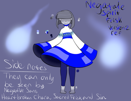 Negatale Spirit Frisk final ref by ReneesDetermination