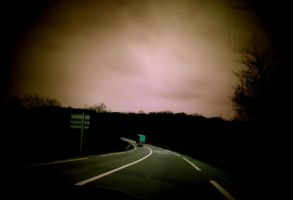 on the road again by eriser