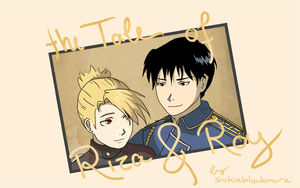 The Tale of Riza and Roy (animated) by sukieblackmore