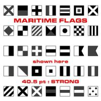 Maritime Flags by vcfgr