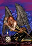 Hawkgirl by 626Ghost