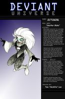 Deviant Universe: Ectogirl by Heckfire