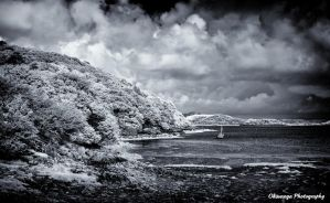 Almorness IR White Horse Bay by Okavanga