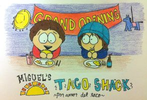 Miguel's Taco Shack by ThreadbareSP