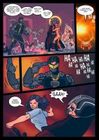 Heroes United Conclusion - page six by Kostmeyer