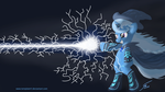Trixie - Magic blast by template93