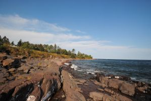 North of Duluth by MNgreen