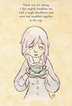 What's your favorite tea blend? by tkay