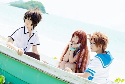 Nagi no Asukara   private -4 by basilicum84