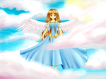 Angel In the Sky by TaitRochelle