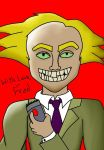 Freaky Fred by Marzy-Of-Water