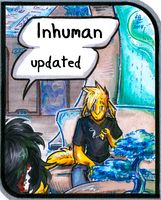 inhuman arc 13 pg 11 -link in desc- by not-fun