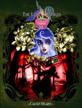 The Little Crooked Tale Chapter XI Cover by forgotten-ladies