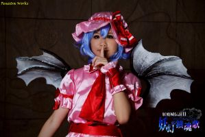Touhou - Remelia Scarlet (II) by Fenestra-Works
