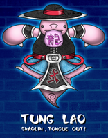 Tung Lao by debureturns