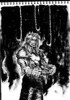 Luther Strode by FrancescoIaquinta