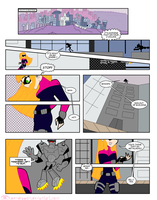 FOP: Agent C page 1 by KPenDragon