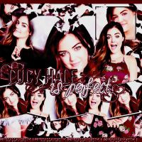 Blends ''Lucy hale'' by Princessfuckstylee