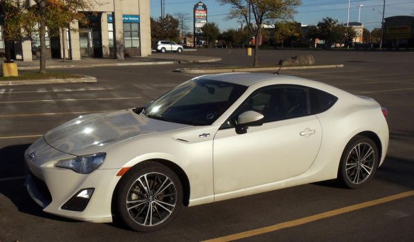 Scion FR-S by boogster11