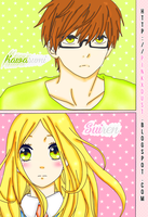 Kawasumi And Suiren by PinkxDust