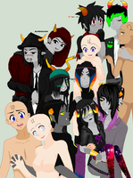 Homestuck collab (OPEN) by SGTCTOINFINITY