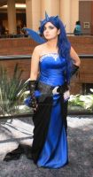 Princess Luna AWA 2013 by AtemuMustang