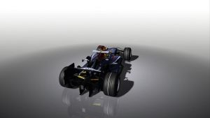 Red Bull RB3, 2007 by Renown-787