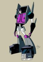 G1 animated Motormaster by dcjosh