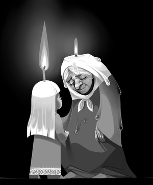 Candles by Raiilynezz
