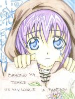 Beyond my tears by Lasaro