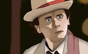Seventh Doctor by Rootay