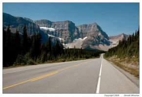 Song of the Open Road by GeraldWinslow