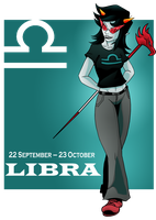 You Are Libra by chickenMASK