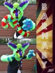 Comission fursuit - Barnaby by blackpawcreatures