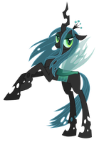 Queen Chrysalis by JennieOo
