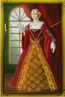 Isabella of Portugal portrait by LadyBolena