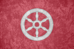Archbp. of Mainz  ~ Grunge Flag (c. 1300 - 1803) by Undevicesimus