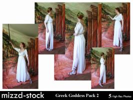 Greek Goddess Pack 2 by mizzd-stock