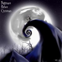 Nightmare Before Christmas by Thor-dg